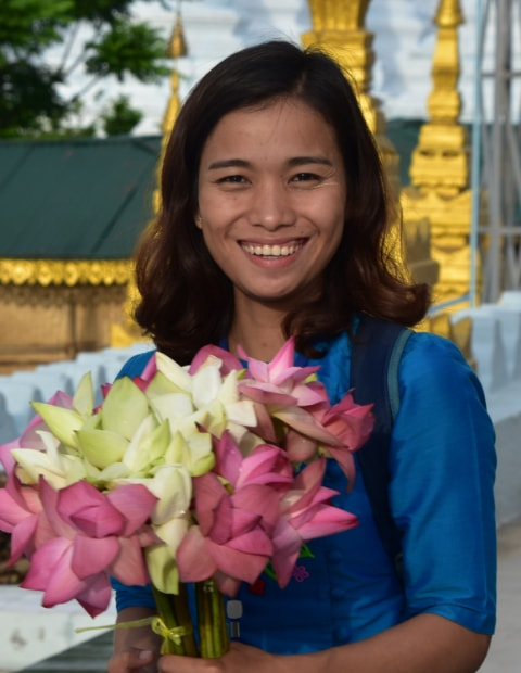 Thein Thein, Mjanmarsko