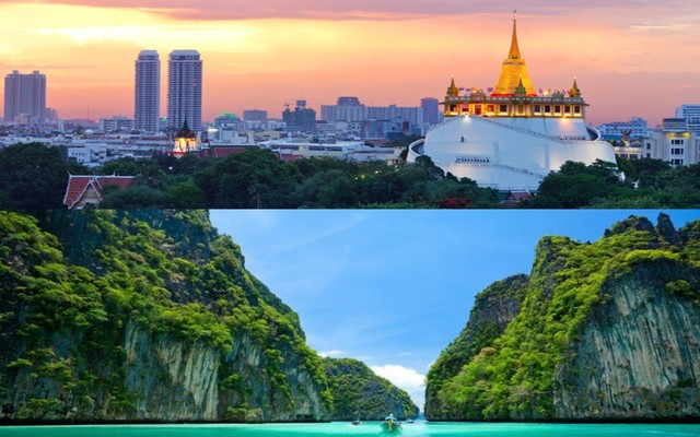 Krásne pláže provincie Krabi a poklady Siamu