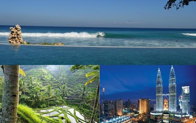 Za krásami indonézskej prírody, ostrovy Lombok a Bali