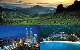 Za krásami malajskej prírody: KL, Langkawi a Cam. Highlands