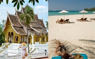 Thajský ostrov Phuket a romantický Luang Prabang