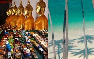 Thajský ostrov Koh Samui a poklady Siamu