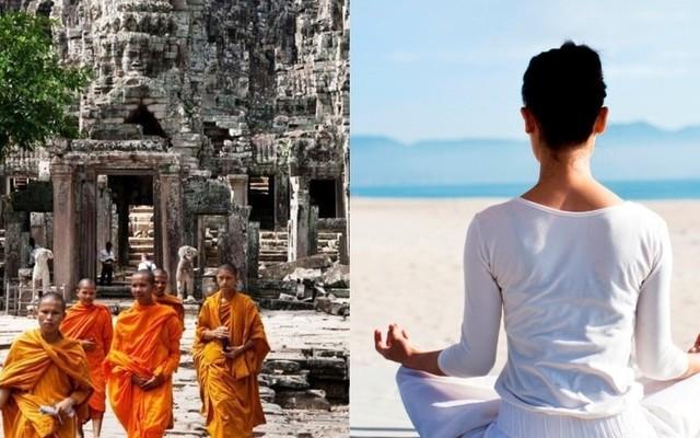 Wellness v strednom Vietname & Angkor