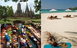 Thajský ostrov Phuket a poklady Siamu