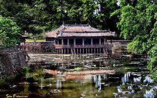 Hue - Tu Duc Tomb