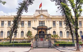 Hanoi, francúzska štvrť