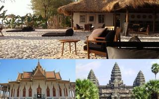Veľký okruh exotickou Kambodžou