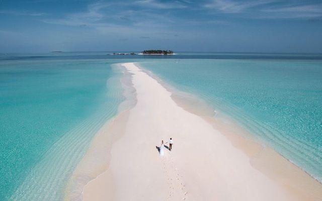 Svadba Maldivy novinka