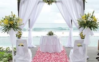 Svadba v Indonézii