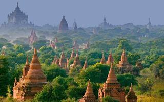 Bagan na skútroch